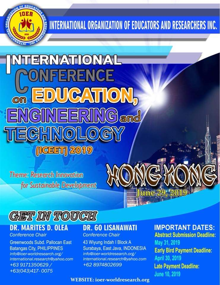 internatinal conference education